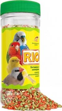 Витаминно-минеральная смесь RIO для всех видов птиц