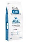 Brit Care Adult Large Breed для Собак Крупных пород Ягненок/Рис