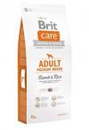 Brit Care Adult Medium Breed для Собак Средних пород Ягненок/Рис