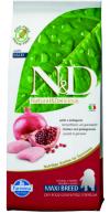 N&D Chicken & Pomegranate для щенков крупных пород