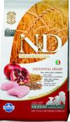N&D Low Grain Chicken щенки мелких пород