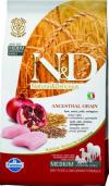N&D Low Grain Chicken для собак мелких пород