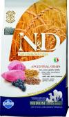 N&D Low Grain Lamb & Blueberry для средних пород