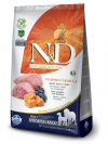 N&D Dog GF Pumpkin Lamb & Blueberry Adult Medium & Maxi