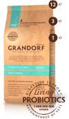GRANDORF 4 вида мяса для собак всех пород