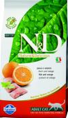N&D Cat Fish & Orange Adult