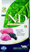 N&D Cat Lamb & Blueberry Adult
