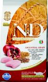 N&D Low Grain Cat Chicken & Pomegranate кастрированные/стерилизованные