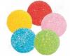 Мяч зернистый разноцвет пластик NT 507