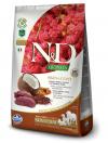 N&D Dog Quinoa Skin&coat Venison