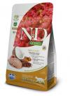 N&D Cat Quinoa Skin&coat Quail