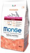 Monge Dog Extra Small с лососем и рисом