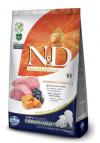 N&D Dog GF Pumpkin Lamb & Blueberry Puppy Medium & Maxi