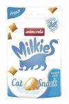 Animonda Milkies Fresh  подушечки для заботы о полости рта кошек