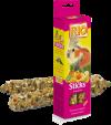 RIO. Палочки для средних попугаев с тропическими фруктами